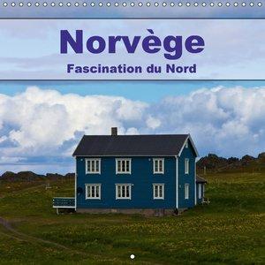 Norvège - Fascination du Nord (Calendrier mural 2015 300 × 300 m