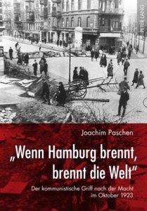 «Wenn Hamburg brennt, brennt die Welt»
