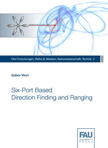 Six-Port Based Direction Finding and Ranging