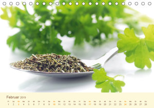Leckereien aus der Küche CH - Version (Tischkalender 2019 DIN A5