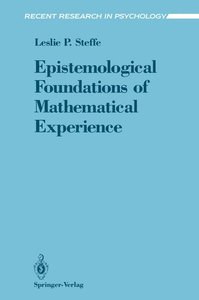 Epistemological Foundations of Mathematical Experience