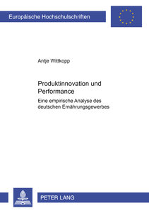 Produktinnovation und Performance