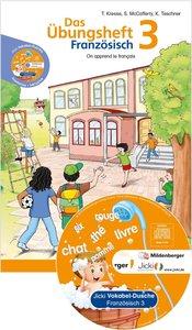 Das Übungsheft Französisch 3