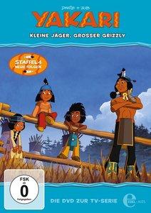 (29)DVD z.TV-Serie-Kleine Jäger/Großer Grizzly
