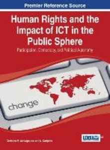 Human Rights and the Impact of Ict in the Public Sphere: Partici
