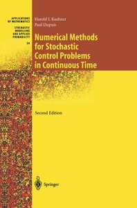 Numerical Methods for Stochastic Control Problems in Continuous