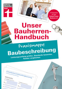 Bauherren Praxismappe - Baubeschreibung