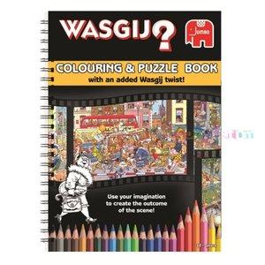 Malbuch Wasgij, Edition 1