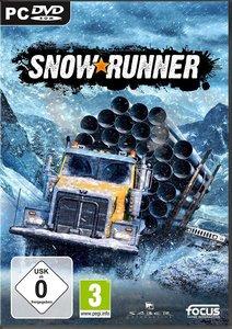 SnowRunner, 1 DVD-ROM (Standard Edition)