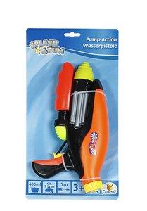 Splash & Fun Wasserpistole Pump Gun 31 cm