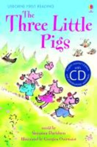 The Three Little Pigs. Book + CD