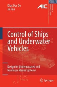 Control of Ships and Underwater Vehicles