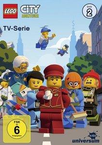 LEGO City-TV-Serie DVD 2