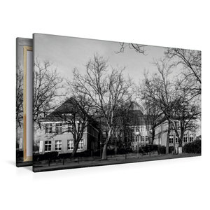 Premium Textil-Leinwand 120 cm x 80 cm quer Diesterwegschule - S