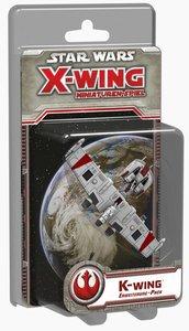 Asmodee FFGD4019 - Star Wars X-Wing, K-Wing, Erweiterungs-Pack