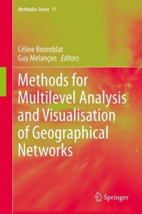 Methods for Multilevel Analysis and Visualisation of Geographica