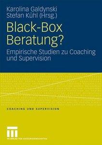 Black-Box Beratung?