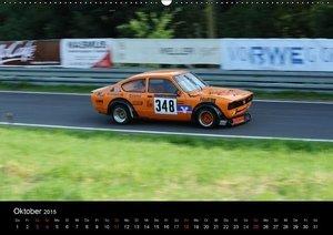 von Sannowitz, A: Bergrennen im Opel (Wandkalender 2015 DIN
