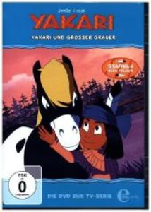 (28)DVD z.TV-Serie-Yakari Und Großer Grauer