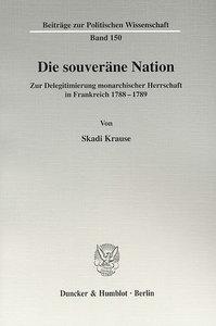 Die souveräne Nation