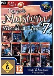 Das große Mystery Wimmelbild-Paket 7, 1 CD-ROM