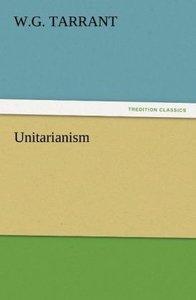 Unitarianism
