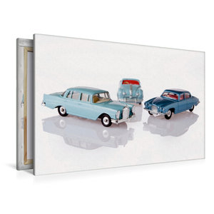 Premium Textil-Leinwand 120 cm x 80 cm quer Dinky Toys Spielzeug