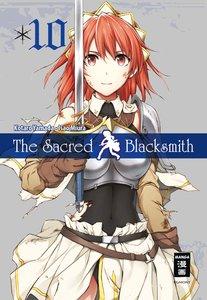The Sacred Blacksmith 10