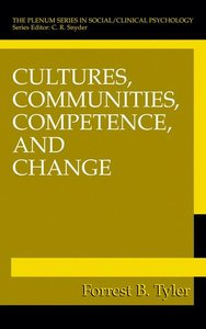 Cultures, Communities, Competence, and Change