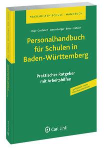 Personalhandbuch für Schulen in Baden-Württemberg