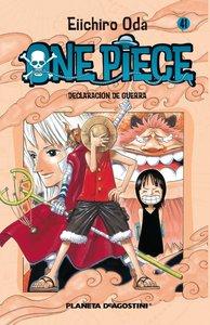One Piece 41, Declaración de guerra
