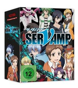 Servamp - Blu-ray 1 + Sammelschuber [Limited Edition]