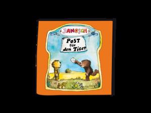 01-0105 Tonie-Janosch - Post für den Tiger