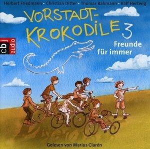 Vorstadtkrokodile(3)-Lesung Zum Kinofilm
