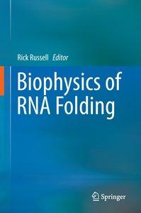 Biophysics of RNA Folding