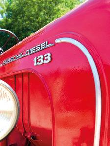 CALVENDO Puzzle Porsche-Diesel 133 1000 Teile Lege-Größe 48 x 64