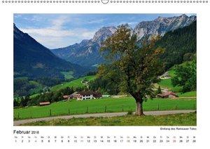 Willkommen im Bergsteigerdorf Ramsau