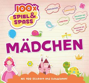 100 Spiele für Mädchen