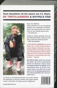 Duyvels End - De Tortilla grens