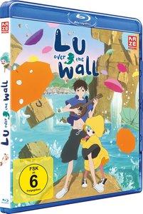 Lu Over The Wall, 1 Blu-ray