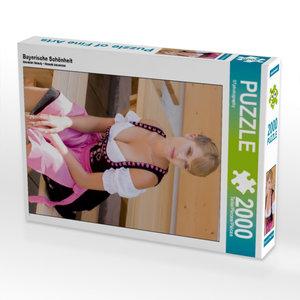 Bayerische Schönheit 2000 Teile Puzzle hoch
