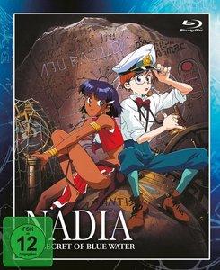 Nadia und die Macht des Zaubersteins - Box 01