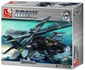Sluban ARMY M38-B0511 - Kampfhelikopter, 293 Teile