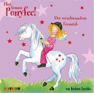 Hier kommt Ponyfee 04. Der verschwundene Feenstab. CD