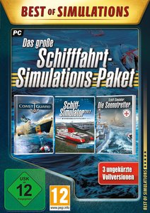Best of Simulations: Das große Schifffahrt-Simulations-Paket