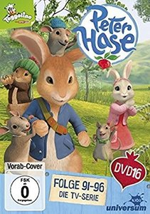 Peter Hase. Tl.16, 1 DVD