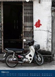 VIETNAM - EINMAL ANDERS (Wandkalender 2019 DIN A3 hoch)