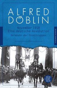 November 1918. Zweiter Teil, Zweiter Band: Heimkehr der Fronttru