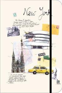 Diario - Libreta: New York ciudad