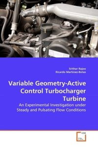 Variable Geometry-Active Control Turbocharger Turbine